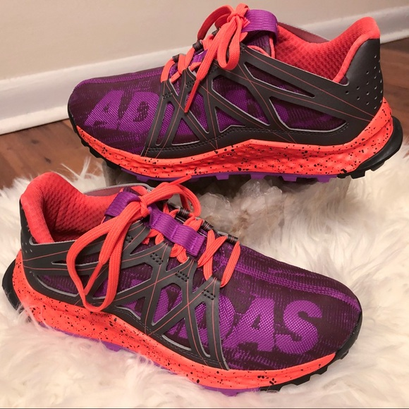 3ac9b7db8 adidas Shoes - ADIDAS VIGOR BOUNCE Women s Trail Running Shoes